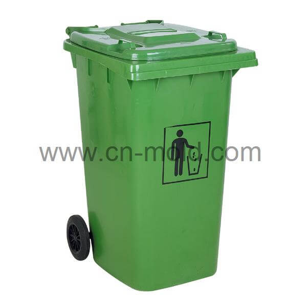 180L Dustbin Mould