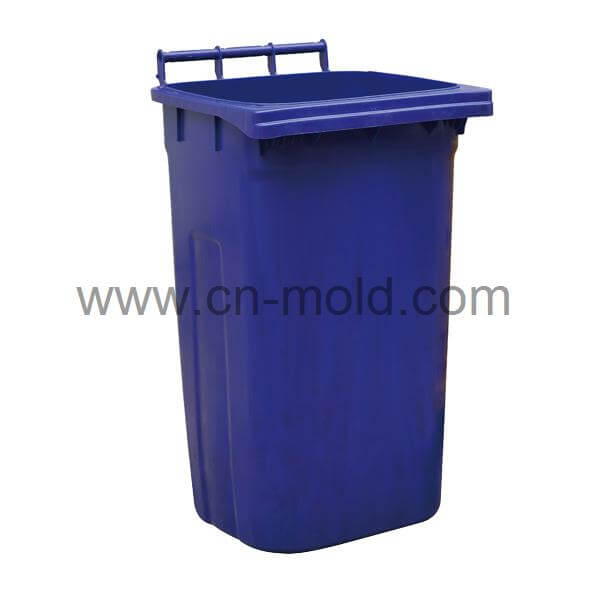 Dustbin Mould - 01