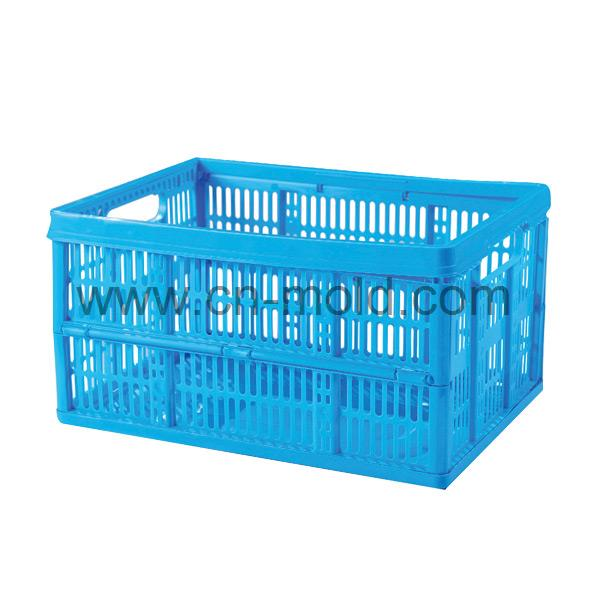 China Plastic Crate Mould