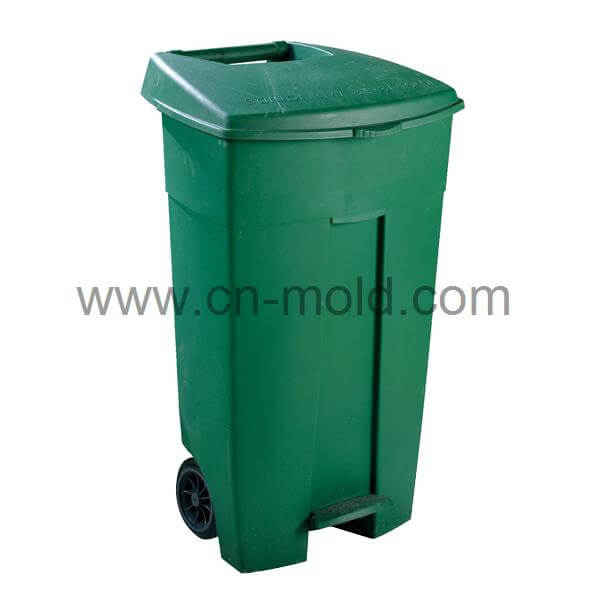 100L Dustbin Mould