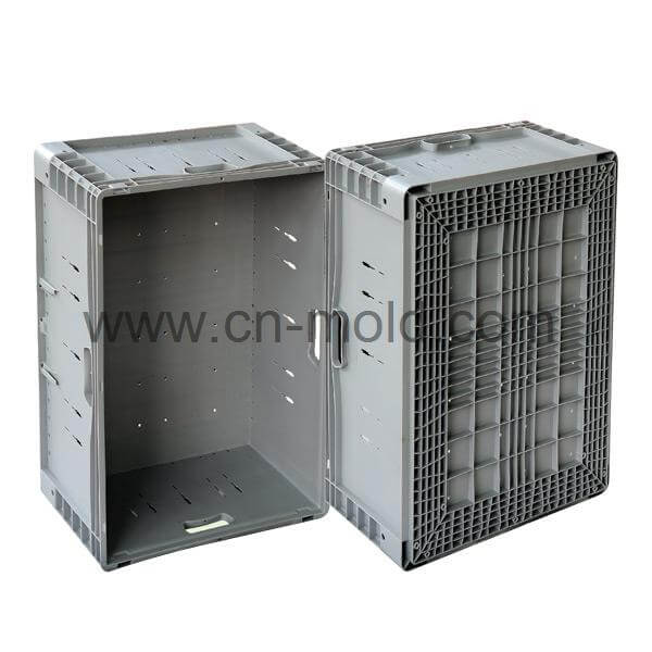 Plastic Crate Mould - 02