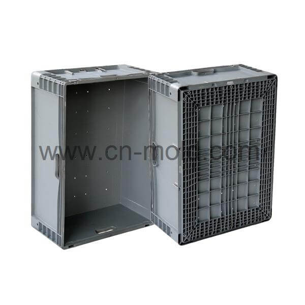 Plastic Crate Mould - 03