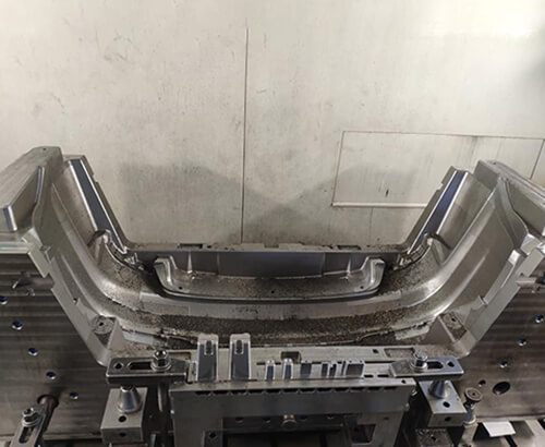 automotive bumper mould